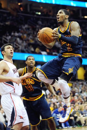 Kyrie Irving: A No. 1 who has exceeded expectations