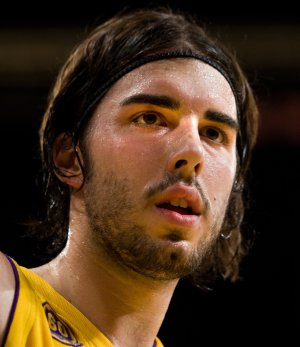 Sasha Vujacic - Icon Sports Media