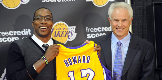 Dwight Howard - US Presswire