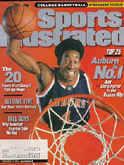 Chris Porter on the cover of Sports Illustrated