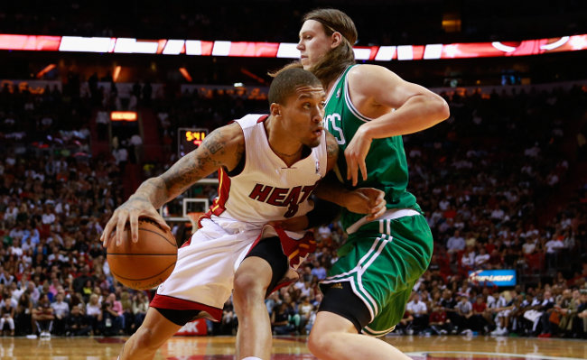 Michael Beasley - Getty Images