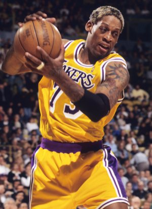 Dennis Rodman Lakers | www.imgarcade.com - Online Image ...