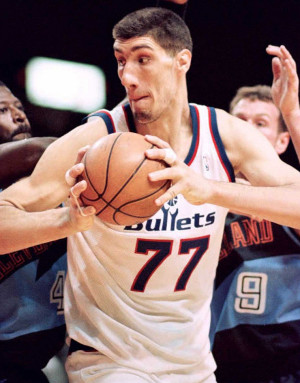 Whatever happened to Gheorghe Muresan? | HoopsHype