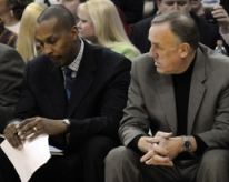 Elston Turner and Rick Adelman - Icon Sports Media