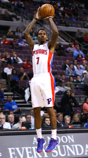How to fix Brandon Jennings' shot | HoopsHype