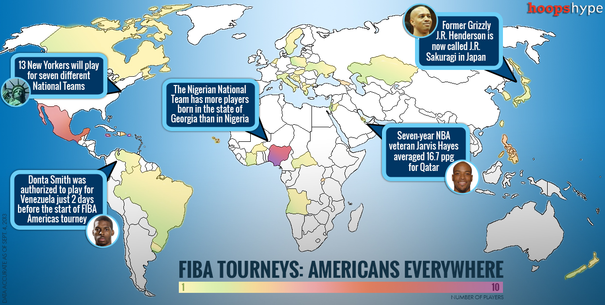 FIBA - Rubie Edmondson - USA Today